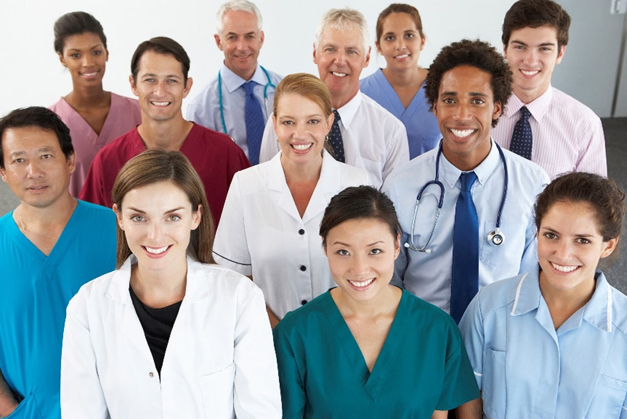 social connections program - healthcare professionals